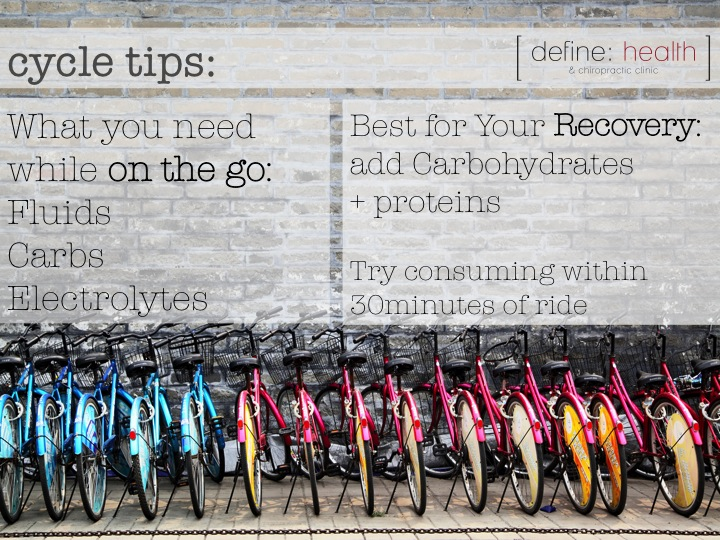 cycle tips